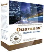 Guaranax  80mg of caffeine