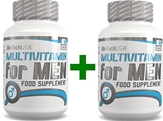 Multivitamin for Men+Multivitamin for Men