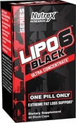 Lipo 6 Black Ultra Concentrate